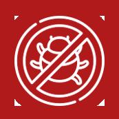 Proteção contra ácaros, fungos e bactérias